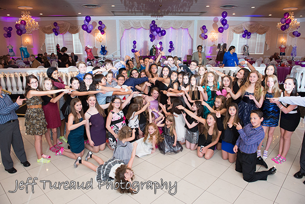 Bat Mitzvah photo. Bat Mitzvah photographer in Freehold, NJ. Event photographer in New Jersey.
